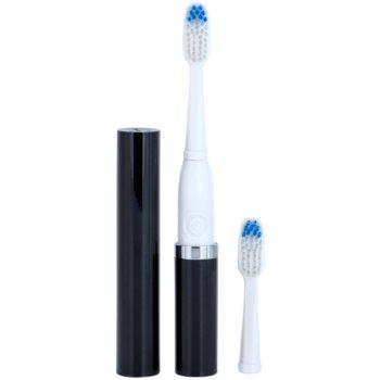 Violife Slim Sonic Black escova de dentes sónica elétrica com cabeça de reposição 1