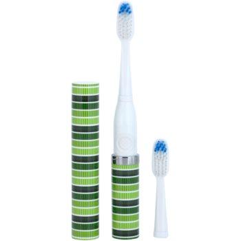 Violife Slim Sonic Spearmint Baterie periuță de dinți sonic, cu cap de rezervă 1