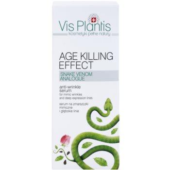Vis Plantis Age Killing Effect ser pentru contur cu venin de sarpe 3