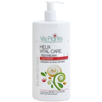 Vis Plantis Helix Vital Care поживне молочко для тіла з екстрактом равлика