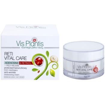 Vis Plantis Reti Vital Care Tagescreme gegen Falten mit feuchtigkeitsspendender Wirkung 2