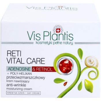 Vis Plantis Reti Vital Care Tagescreme gegen Falten mit feuchtigkeitsspendender Wirkung 3