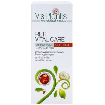 Vis Plantis Reti Vital Care glättendes Hautserum gegen Falten 3