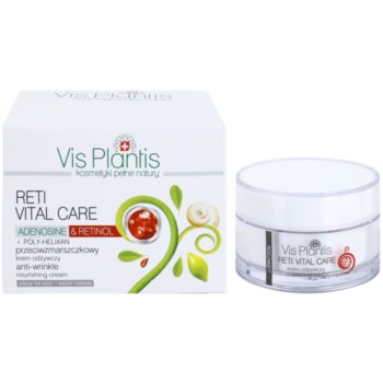 Vis Plantis Reti Vital Care nočna krema proti gubam z hranilnim učinkom 2