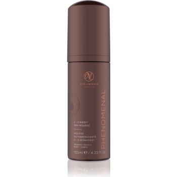Vita Liberata Phenomenal spuma autobronzanta culoare Medium 125 ml