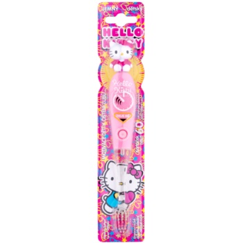 VitalCare Hello Kitty periuta de dinti pentru copii cu cronometru