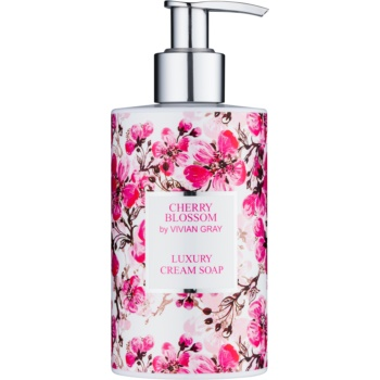 Vivian Gray Cherry Blossom sapun crema de maini  250 ml