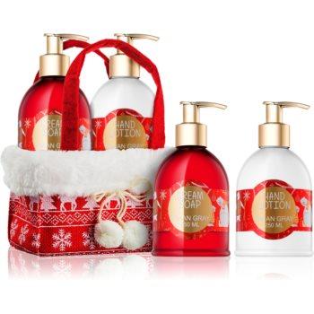 Vivian Gray Red Christmas set cosmetice I.