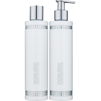 Vivian Gray Crystals White set cosmetice I.