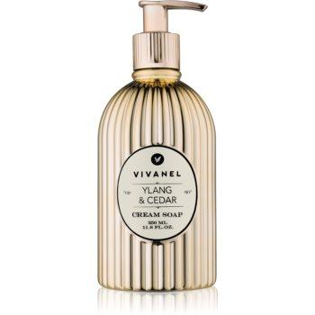 Vivian Gray Vivanel Ylang & Cedar sapun crema