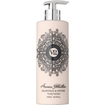 Vivian Gray Aroma Selection Grapefruit & Vetiver lotiune de corp  500 ml
