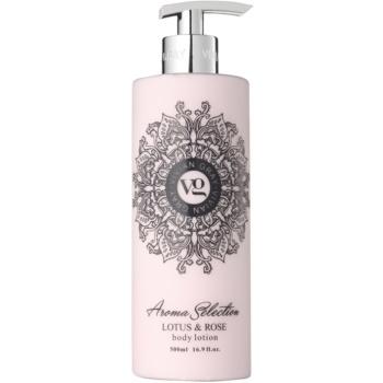 Vivian Gray Aroma Selection Lotus & Rose lapte de corp