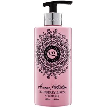 Vivian Gray Aroma Selection Raspberry & Rose Sapun lichid  400 ml