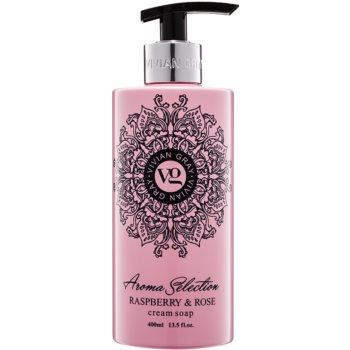 Vivian Gray Aroma Selection Raspberry & Rose Sapun lichid