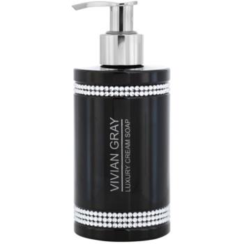 Vivian Gray Crystals Black sapun crema  200 ml
