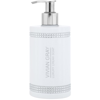 Vivian Gray Crystals White sapun crema  250 ml