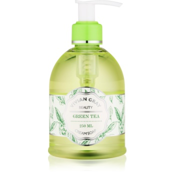 Vivian Gray Naturals Green Tea Sapun lichid  250 ml