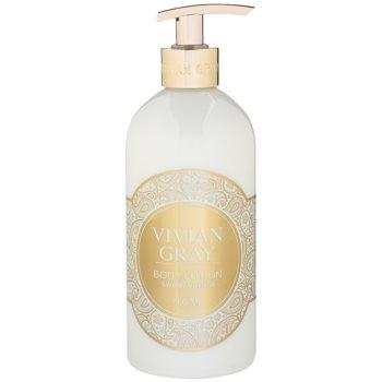 Vivian Gray Romance Sweet Vanilla lotiune de corp  500 ml