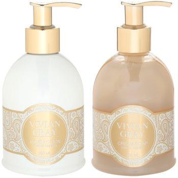 Vivian Gray Romance Sweet Vanilla kozmetični set I. 1