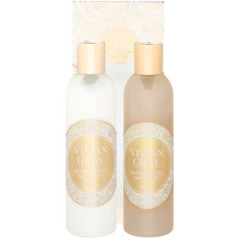 Vivian Gray Romance Sweet Vanilla set cosmetice II.