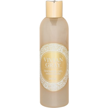 Vivian Gray Romance Sweet Vanilla gel cremos pentru dus  250 ml