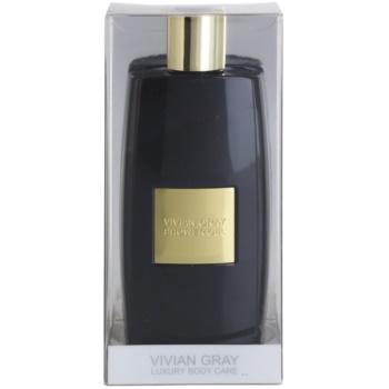 Vivian Gray Style Black gel de banho de luxo 1