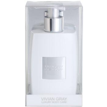 Vivian Gray Style Silver luksuzno tekoče milo za roke 1