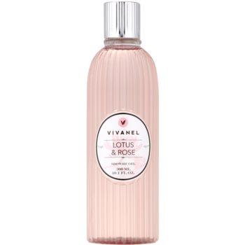 Vivian Gray Vivanel Lotus&Rose gel cremos pentru dus  300 ml
