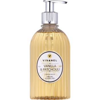 Vivian Gray Vivanel Vanilla&Patchouli Sapun lichid  350 ml
