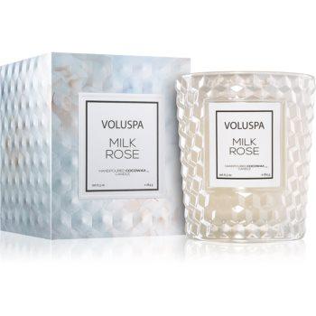 VOLUSPA Roses Milk Rose duftkerze 184 g