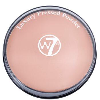 W7 Cosmetics Luxury kompaktni puder 1