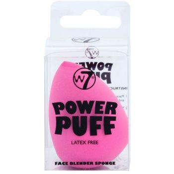 W7 Cosmetics Power Puff esponja de maquilhagem em forma de gota 1
