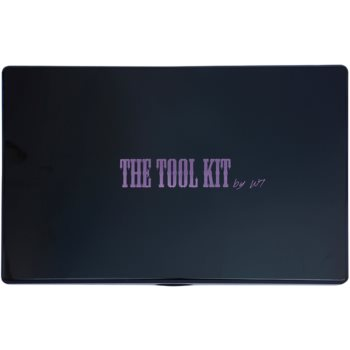 W7 Cosmetics The Tool Kit večnamenska paleta z ogledalom in aplikatorjem 1