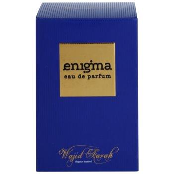 Wajid Farah Enigma parfumska voda uniseks 1