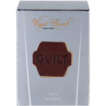 Wajid Farah Guilt parfumska voda za moške 4