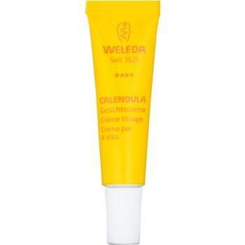 Weleda Baby and Child crema de fata cu galbenele  10 ml