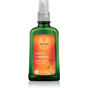 Weleda Arnica ulei de masaj cu arnică  100 ml