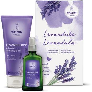 Weleda Lavender set cosmetice I.