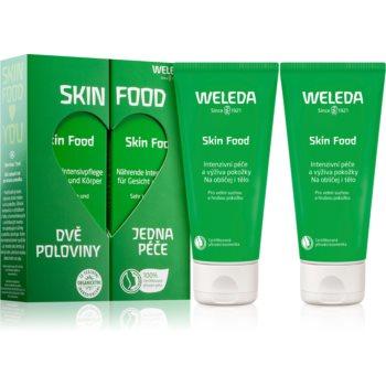 Weleda Skin Food set de cosmetice I. unisex