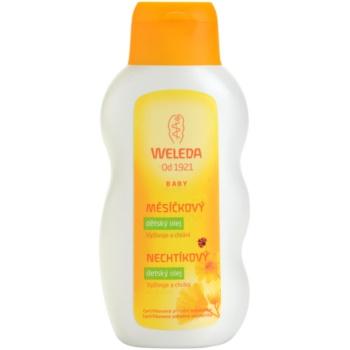 Weleda Baby and Child ulei de galbenele pentru copii  200 ml