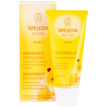 Weleda Baby and Child crema pentru ten 1