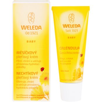 Weleda Baby and Child crema pentru ten 2