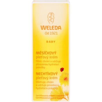 Weleda Baby and Child crema pentru ten 3
