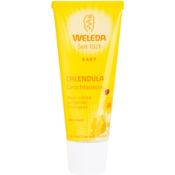 Weleda Baby and Child crema de fata cu galbenele  50 ml