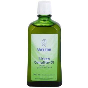 Weleda Birch ulei anticelulitic  200 ml
