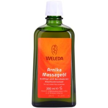 Weleda Arnika Massageöl mit Arnika 200 ml