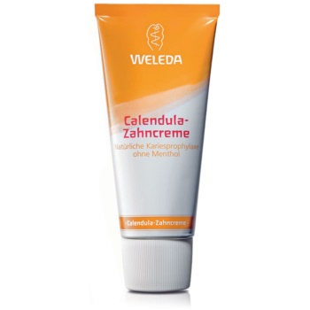 Weleda Dental Care pasta de dinti galbenele  75 ml