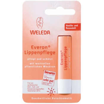 Weleda Everon balsam de buze protector SPF 4  4,8 g