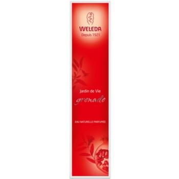Weleda Jardin de Vie Grenade Eau de Parfum für Damen 2