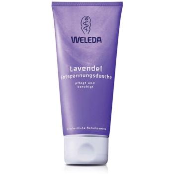 Weleda Lavender cremă de duș relaxantă  200 ml